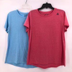 Like New Reebok active t shirt bundle